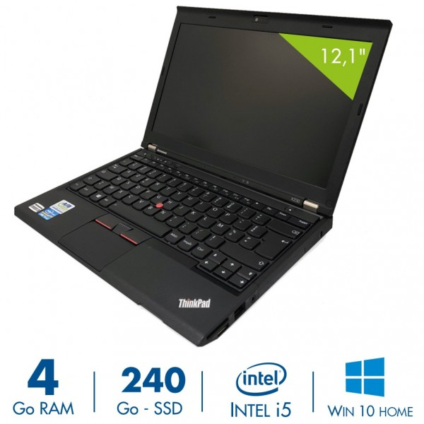 Lenovo Thinkpad X230 d'occasion reconditionné