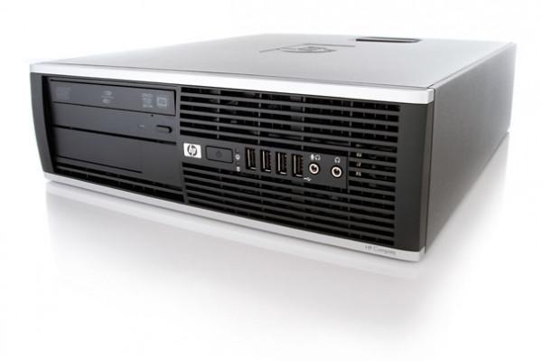 HP Compaq 8100 SFF - Core i3-550@3,20GHz - 4Go RAM - 320Go HDD - DVD/RW - Windows 10 Home