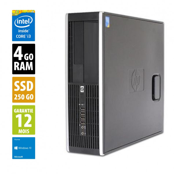 HP 6300 sff d'occasion reconditionné