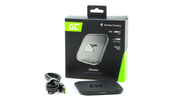 CHARGEUR à Induction Air Juice 15W pour smartphone et tablette compatibles