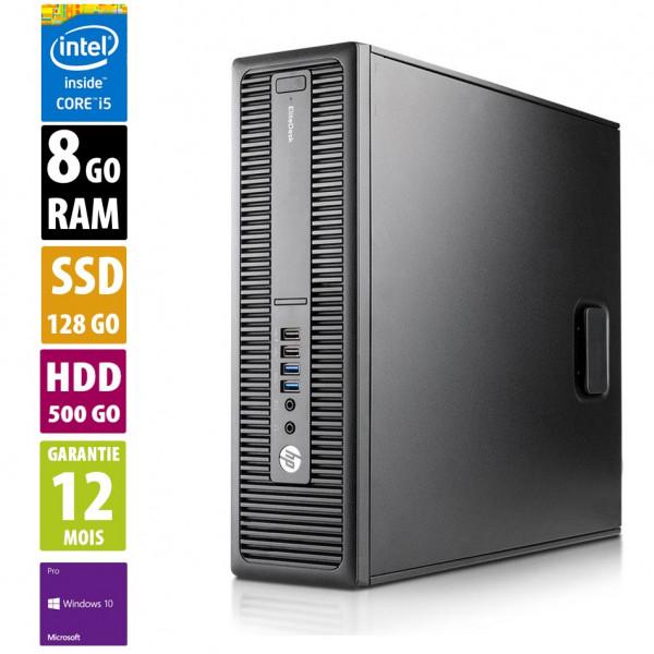 HP EliteDesk 800 G2 SFF d'occasion reconditionné