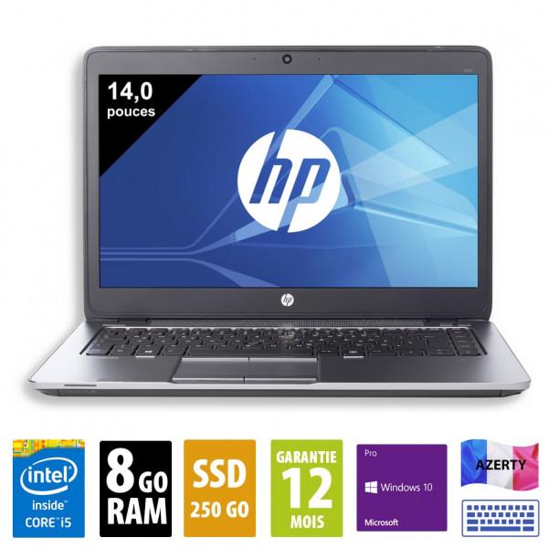 HP 840 G1 d'occasion reconditionné