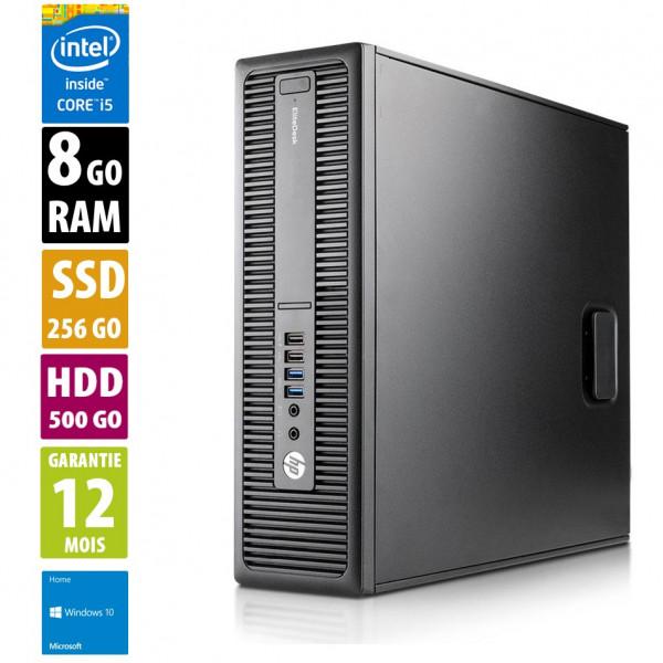 HP 800 g2 d'occasion reconditionné