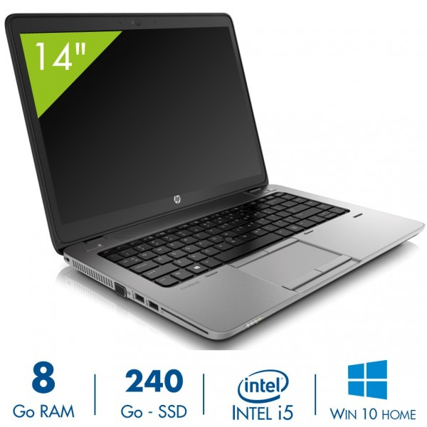 HP Elitebook 840 G1 d'occasion reconditionné