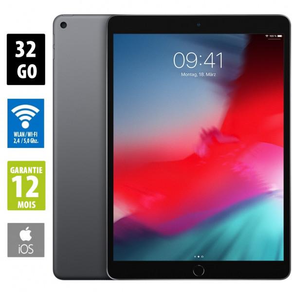 iPad 5 (2017) - 9.7' pouces - 32Go - Wifi - Gris sideral - Débloqué