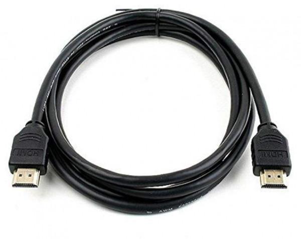 Câble HDMI noir 2m