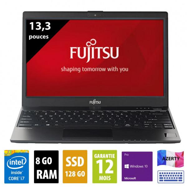 Fujitsu LifeBook E734- Intel Core i7-4702MQ@2.20GHz - 8Go - 128Go SSD- Win 10 Pro