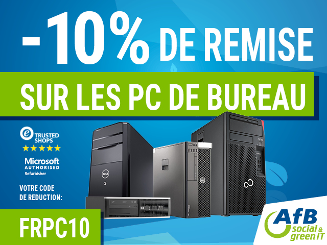 pc reconditionné promotions