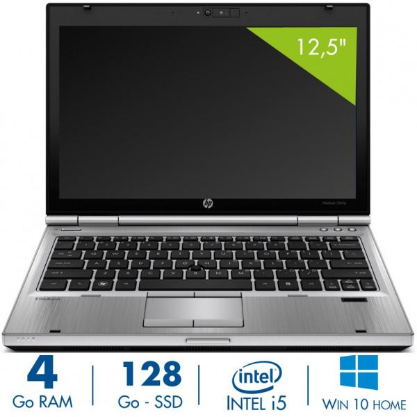 HP Elitebook 2560p d'occasion reconditionné