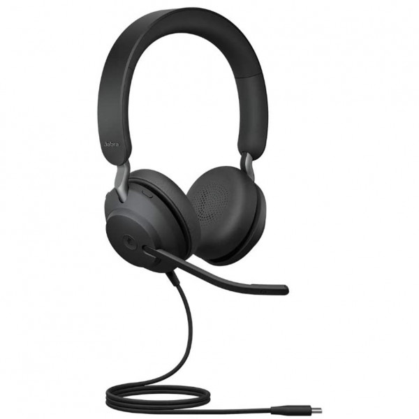 Casque Audio Evolve2 40 USB-A MS – JABRA - Neuf