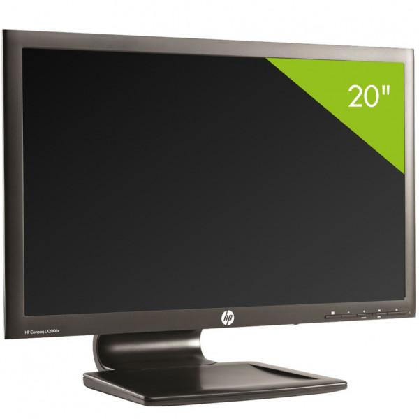 HP Compaq LA2006x 20'' d'occasion reconditionné