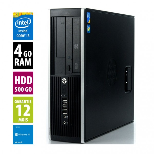 HP 8300 SFF d'occasion reconditionné