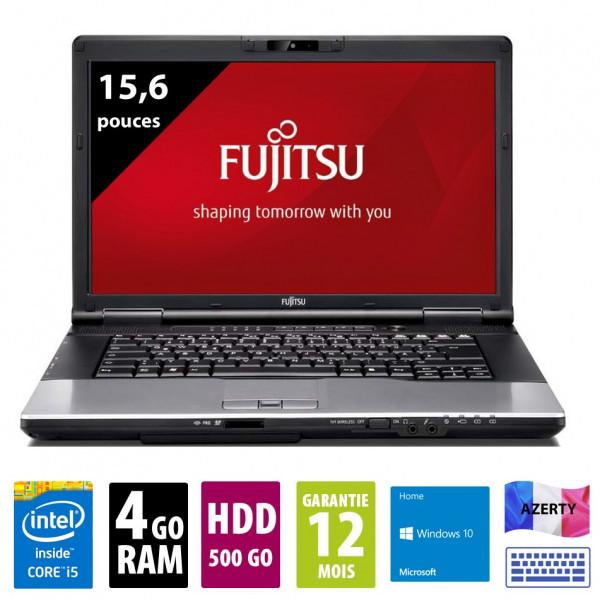Fujitsu Lifebook E752 d'occasion reconditionné
