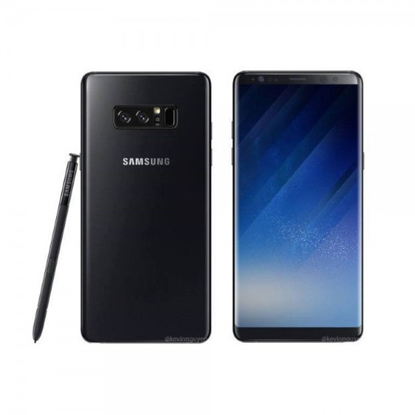 Galaxy Note 8 64GB Black reconditionné - Grade A - sous blister