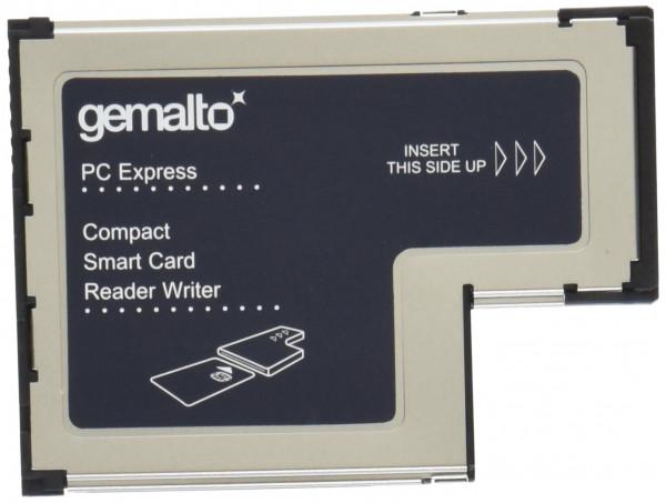 Lecteur éditeur de cartes à puce compact HWP114012E