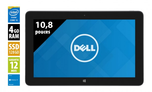Tablette DELL Venue 11 T07G d'occasion reconditionné