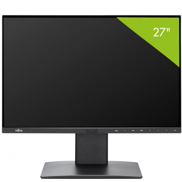 Ecran 27pouces  QHD (2560 x 1440) Fujitsu DISPLAY P27- 8 TE Pro - Grade A++