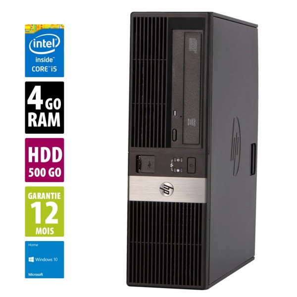 HP RP 5800 Retail System d'occasion reconditionné