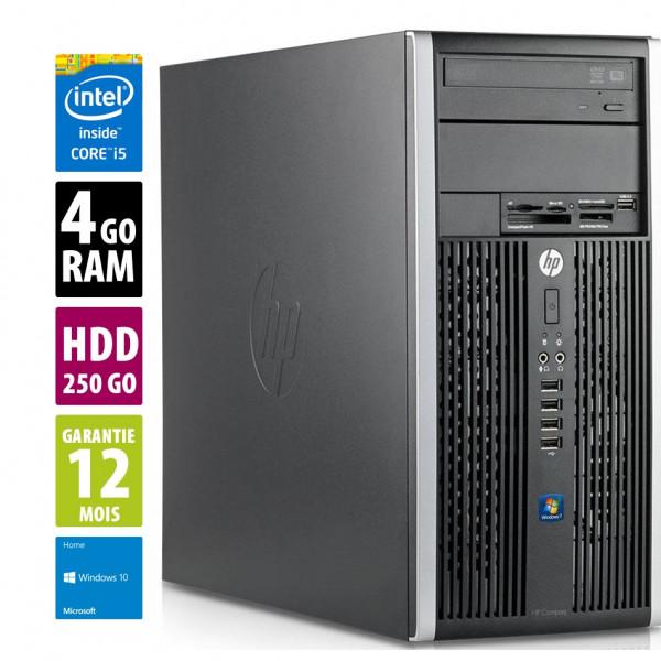 HP 6200 Pro MT d'occasion reconditionné