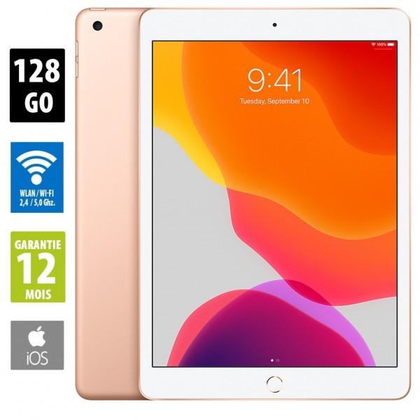 """iPad 10,2"""" 7e génération (2019) 128 Go - WiFi - Argent - Sans Port Sim"""