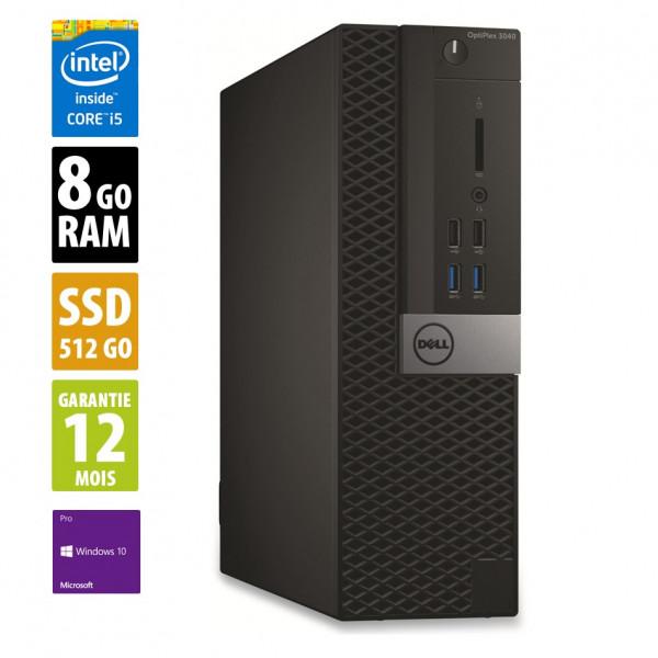 Dell 3040 SSF d'occasion reconditionné
