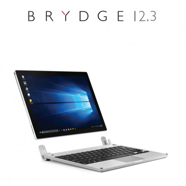 Clavier BRYDGE AZERTY Bluetooth pour Microsoft Surface Pro 6 / Pro 5 / Pro 4