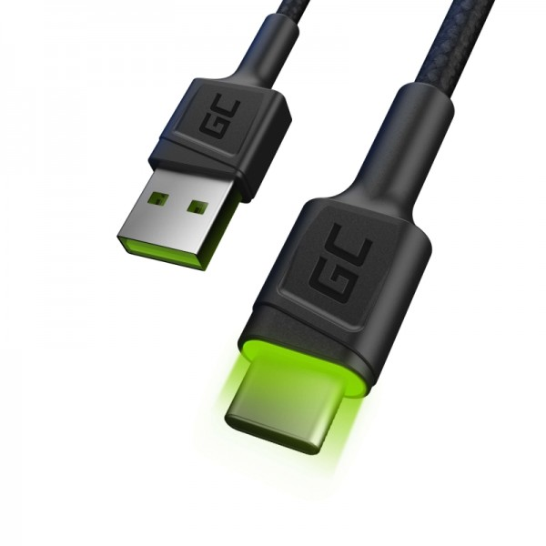 Câble Green Cell GC Ray - Câble USB-C - neuf