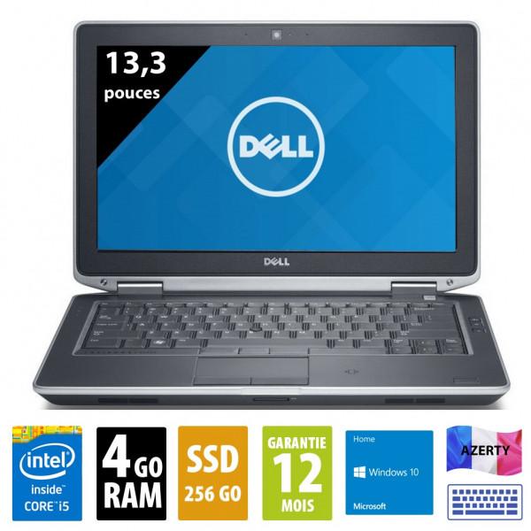 Dell Latitude E6320 d'occasion reconditionné