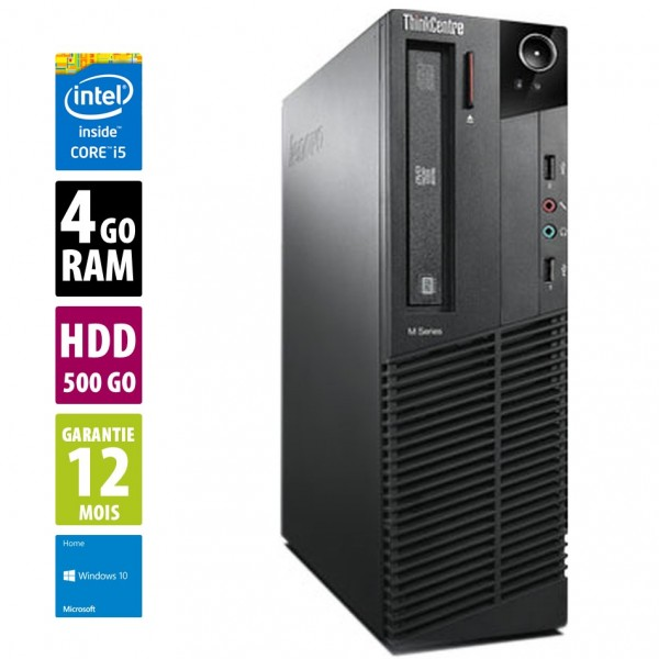HP ProDesk 400 G1 d'occasion reconditionné
