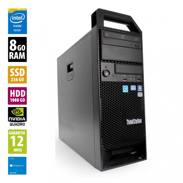 Lenovo Thinkstation S30 d'occasion reconditionné