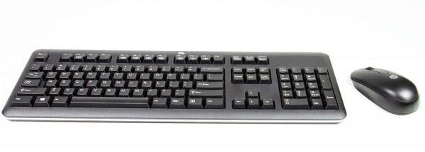 Combo clavier / souris sans fil 2.4Ghz - KBRF57711 - neuf