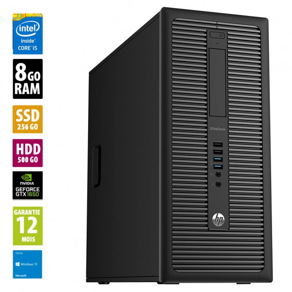 HP 800 G1 TWR d'occasion reconditionné