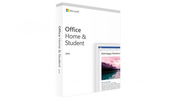 Microsoft office 2019 famille et étudiant