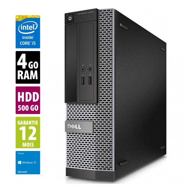 Dell Optiplex 3010 d'occasion reconditionné