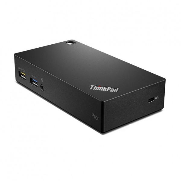Station d'accueil Lenovo ThinkPad modèle DK1522 - type 40A7 reconditionnée