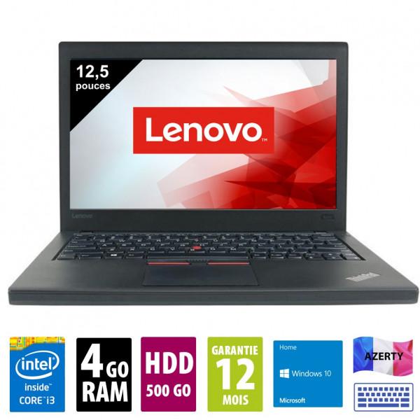 Lenovo Thinkpad X260 d'occasion reconditionné