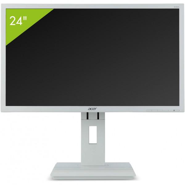Acer B246HL : écran 24 pouces, pivotable à 90° - BLANC