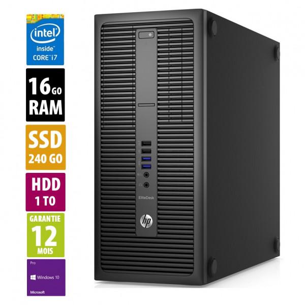 HP 800 G2 MT d'occasion reconditionné
