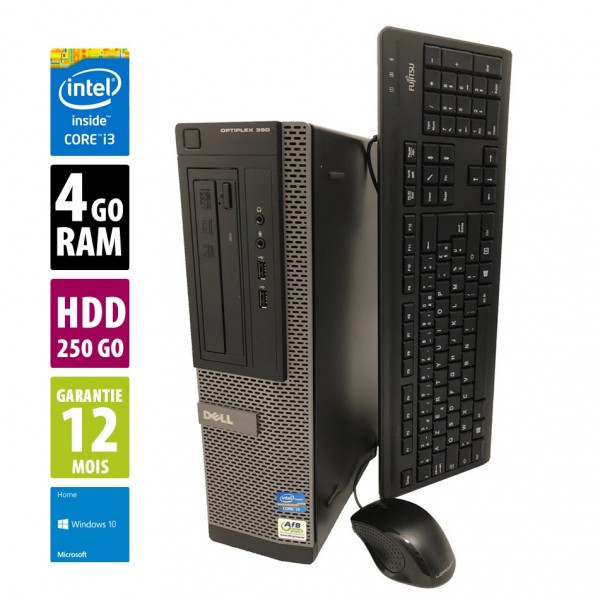 Dell 390 d'occasion reconditionné