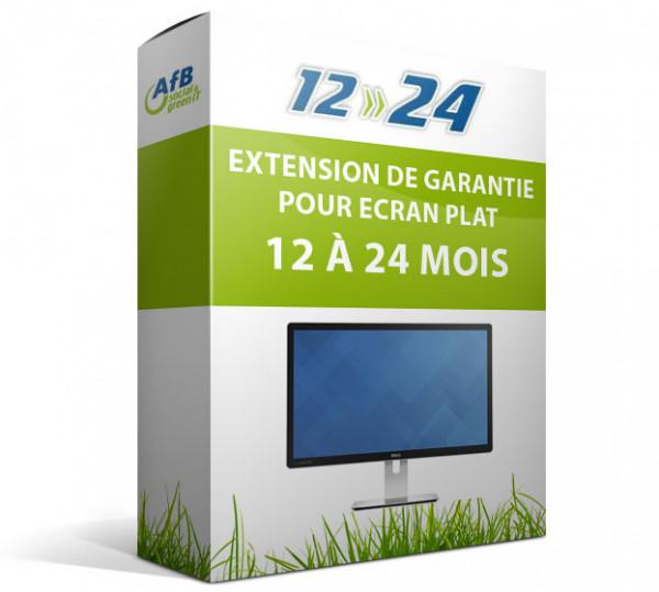 Extension de garantie pour Ecran LCD - 12 à 24 mois