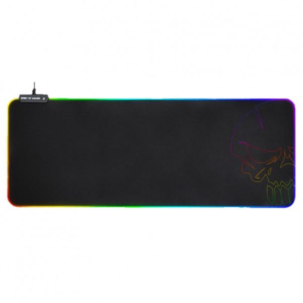 Tapis de souris Skull RGB Gaming