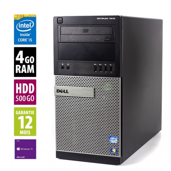 dell 7010 d'occasion reconditionné