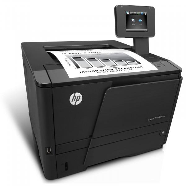 HP LaserJet Pro 400 M401dn d'occasion reconditionné