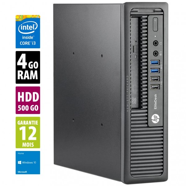 HP Prodesk 600 G1 SFF d'occasion reconditionné