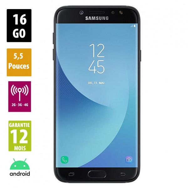 Galaxy J7 (2017) 16GB DUOS schwarz