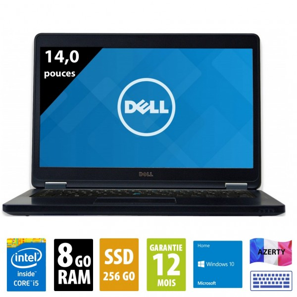 Dell Latitude E5450 d'occasion reconditionné