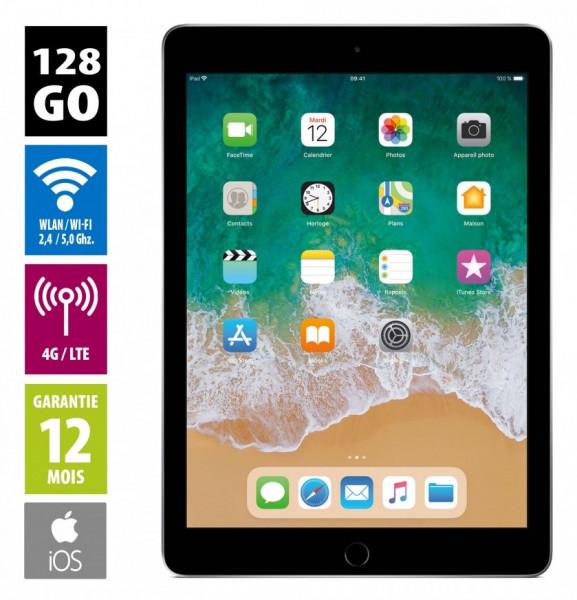 iPad Mini 4 - 128Go - WiFi+4G - Gris sidéral - Débloqué