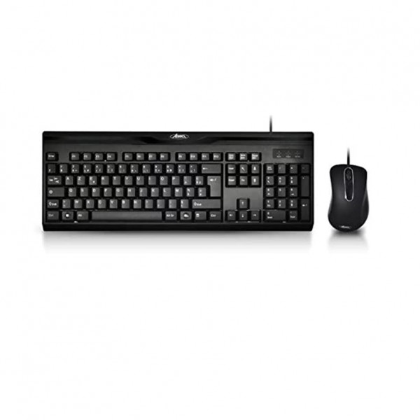 "Pack clavier + souris filaires ""Advance"" Neuf"