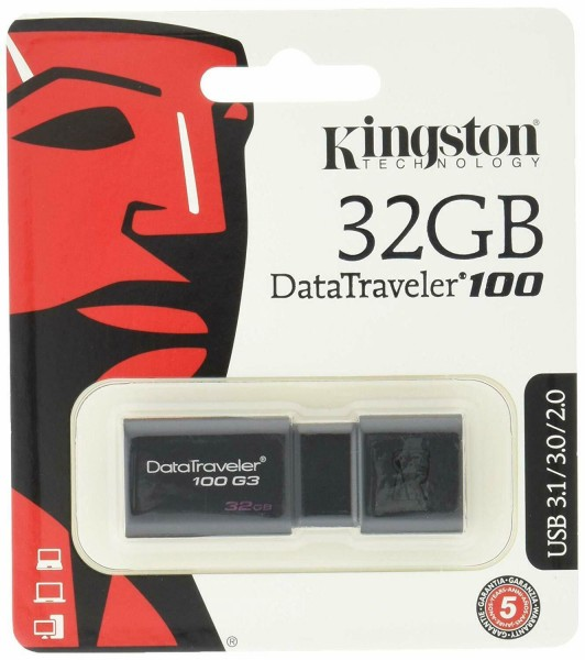 Clé USB Kingston 3.1 32 Go Neuve
