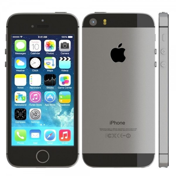 Apple iPhone 5S 16Go gris reconditionné